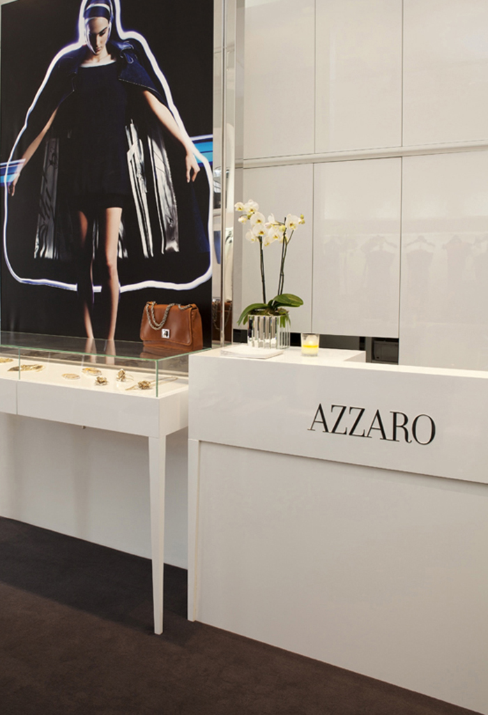Charte Azzaro Couture (Femme)