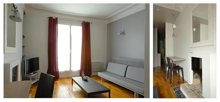 Appartement Paris 16e