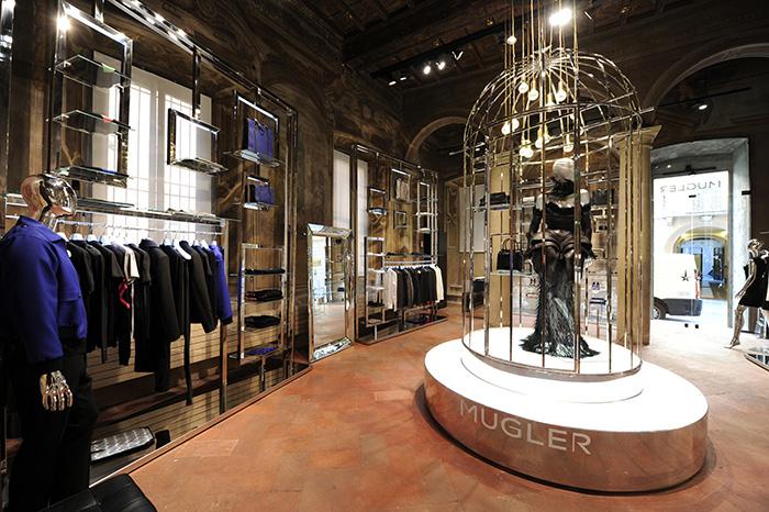Mugler Mode – Milan